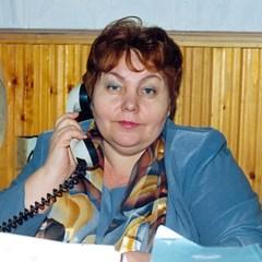 Людмила Гущина