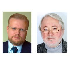 Ростислав Агеев и Петр Мешков